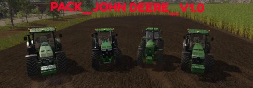 Packs John Deere V1.0