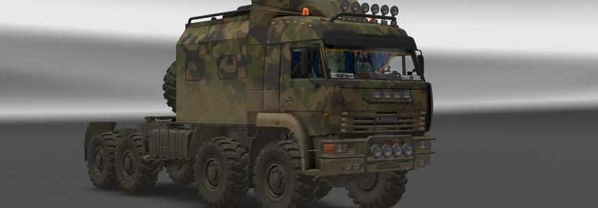 Pak 5 trucks for oversized vehicles