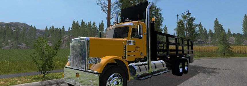 Peterbilt NYS DOT 388 Stake Bed v1.0