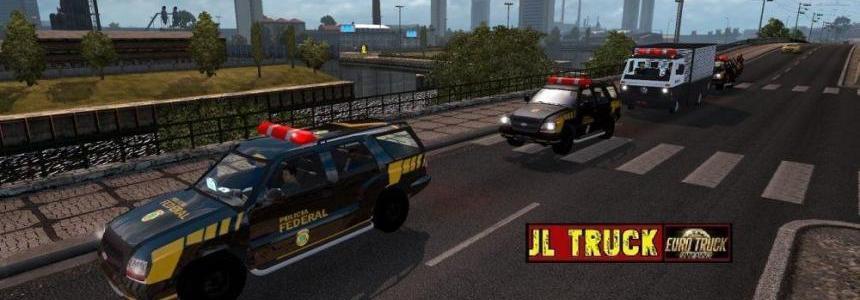 Police Escort v1.1.1