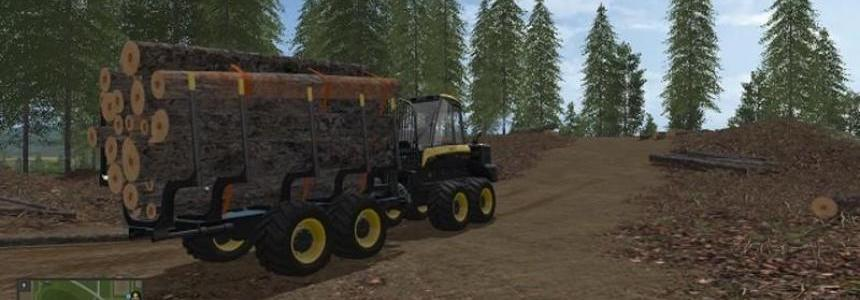 Ponsse Buffalo Log Transporter v1.0