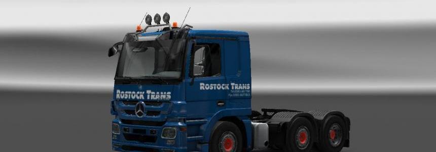 Rostock Trans skin v1.0
