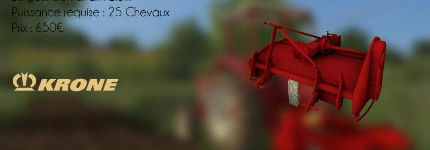 Rotovator Krone v1.0.0