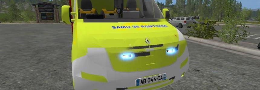 SAMU 95 PONTOISE FS17 v1.0