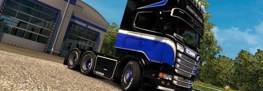Scania RJL Robert VD Linden Skin
