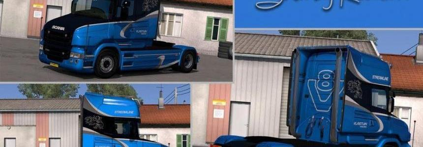 Scania RJL T Vlastuin Skin