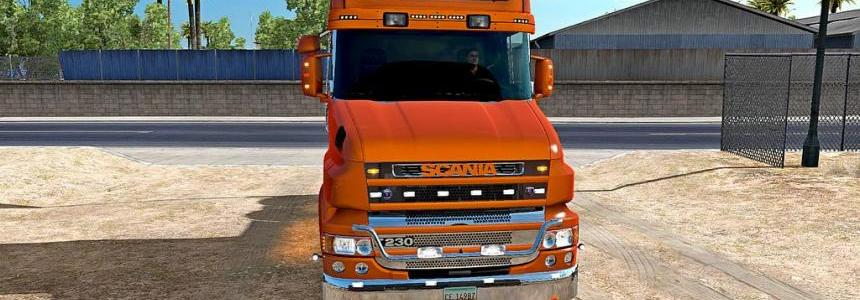 Scania-T v1.0 by bobo58 (v1.6.x) for ATS