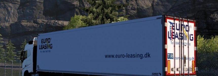 Schmitz SKO Euro leasing Trailer 1.27.x