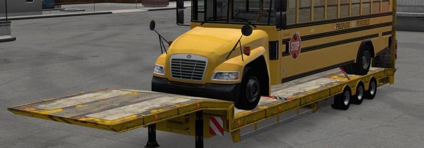 School Bus Trailer 1.6.x