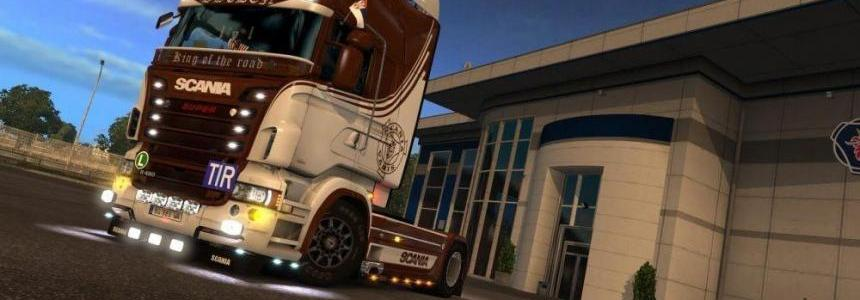Skin no name for Scania RJL