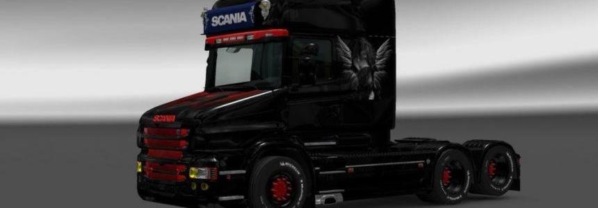 Skin Scania T RJL