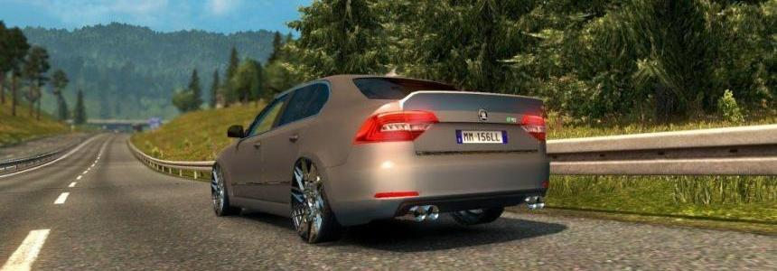 Skoda Superb ETS2 1.27