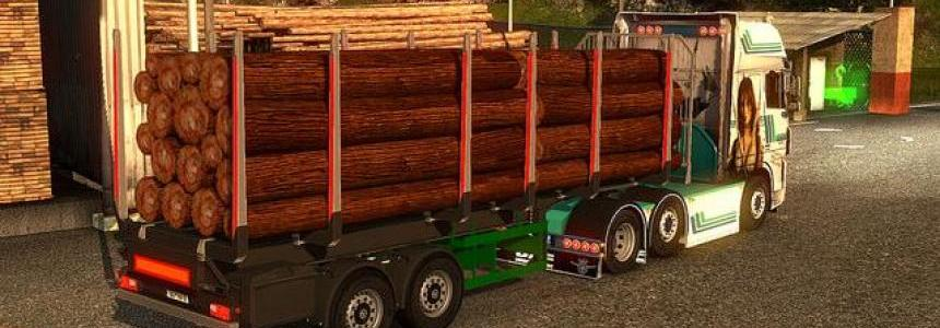 Small Log Trailer 1.27.x