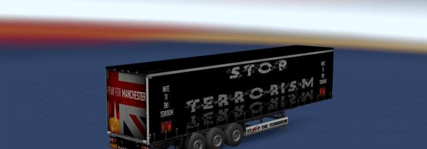 Stop Terrorism ( Pray For Manchester ) v1.0