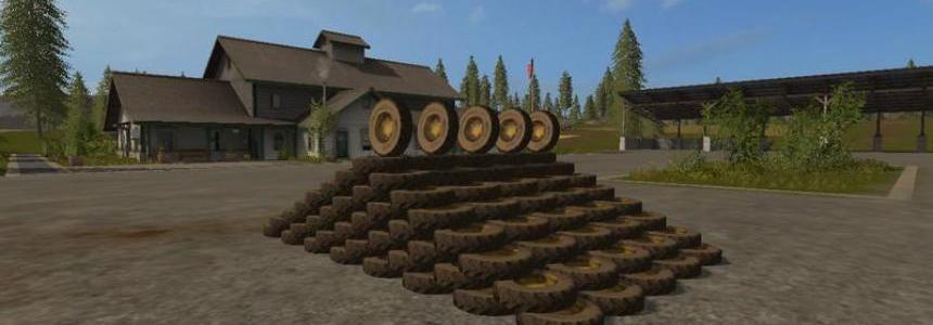 Tire wall v2.0