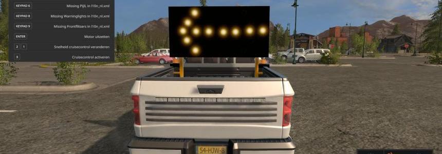 Traffic Advisor Pickup V1.2