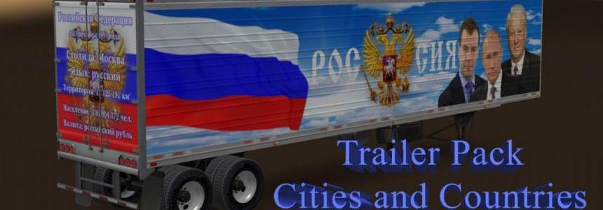 Trailer Pack Сities and Countries v3.0