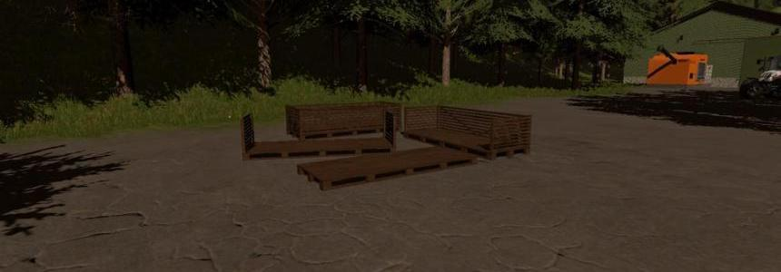 Transport Boxes (Prefab) v1.0