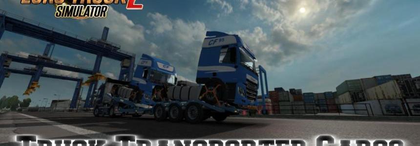 Truck transporter cargo pack v3 1.27