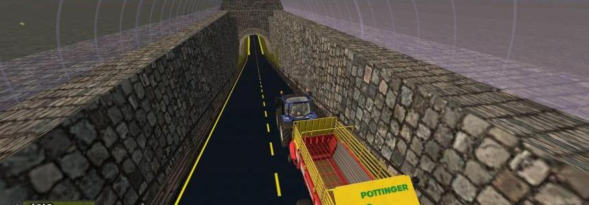 Tunnel system FS17 by Vaszics