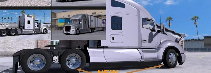 US Alcoa Wheels Pack v1.1
