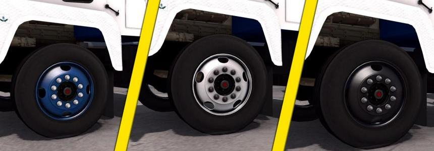 US Alcoa Wheels Pack v1.2
