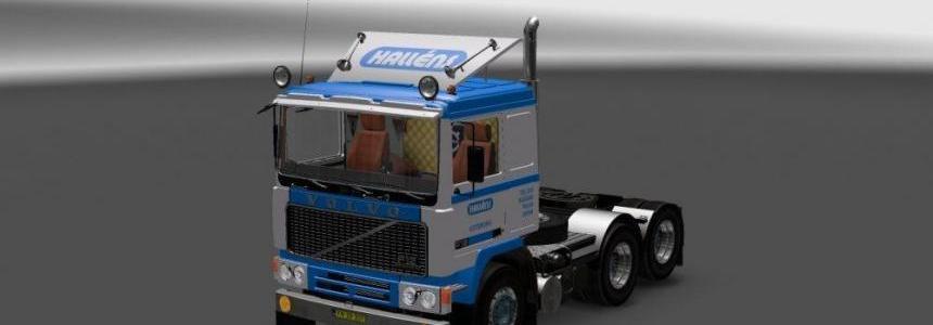 Volvo F10 Hallens Skin