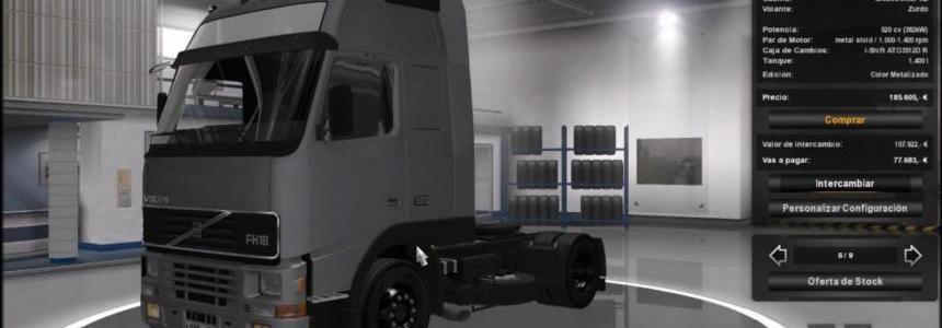 Volvo FH16 Generati 1.27.x