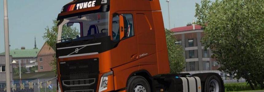 Volvo FH4 Sredni glob v1.0