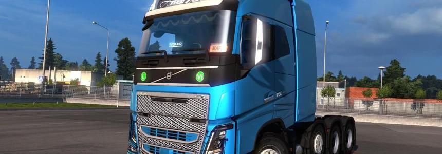 Volvo FH & FH16 2012 Reworked v3.0