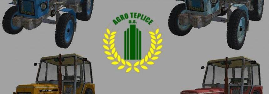 Zetor 6911 pack v1.0