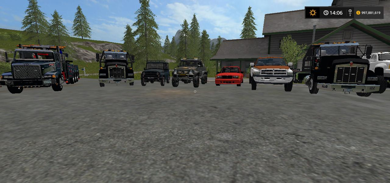 Heavy Towing and Repo mod pack v1 0 0 - Modhub us