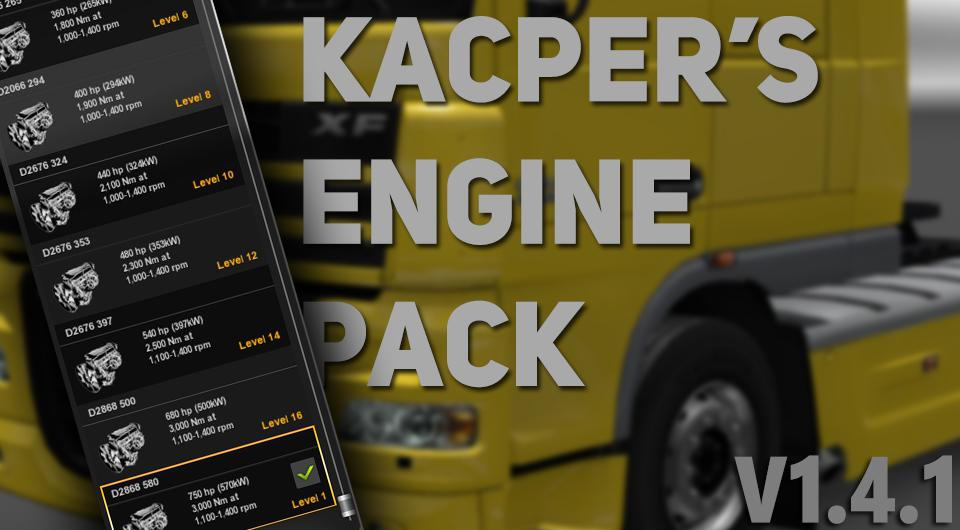 Kacper's Engine Pack V1.4.1