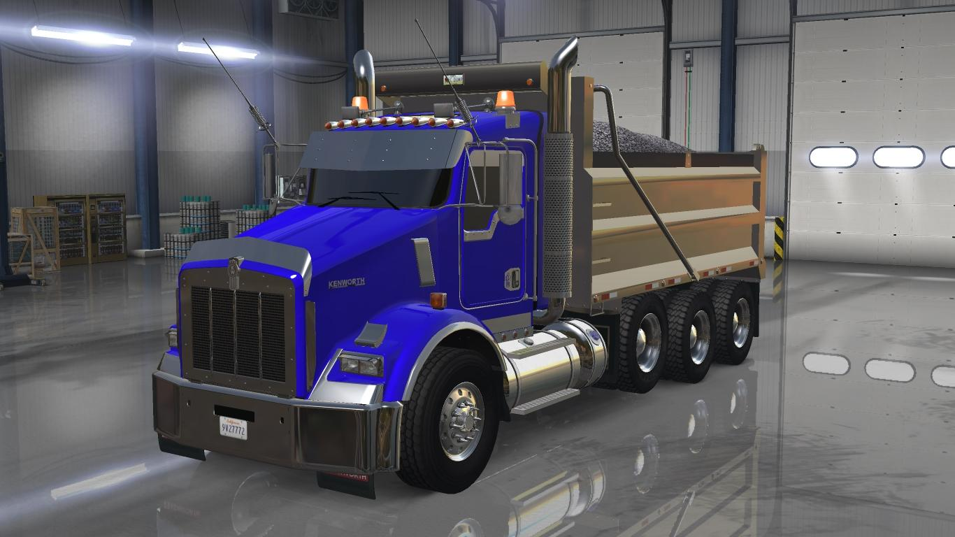 Kenworth T800 [1.6.x NEW!!!]