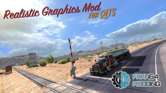 Realistic Graphics Mod v1.7.1 + Alternative HDR 1.6.x