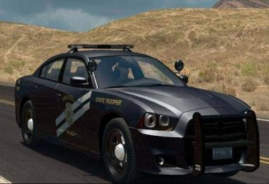2012 Dodge Charger Cruiser (Fixed model) v1.6