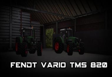 Fendt 820 Vario TMS v1.0