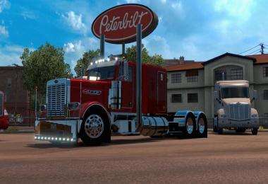 Peterbilt 389 Modified v2.0.9 for ATS (1.6)