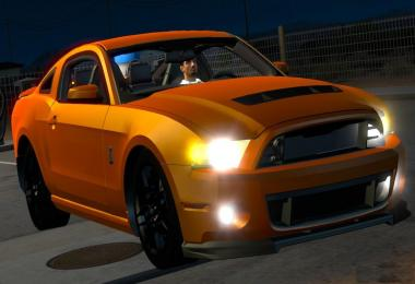 Ford Mustang Shelby GT500 v1.0