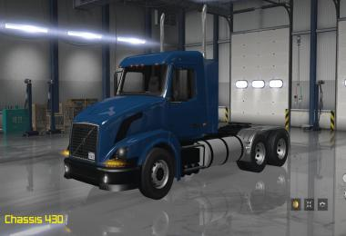 VNL Truck Shop V1.4 only 1.27 + Templates