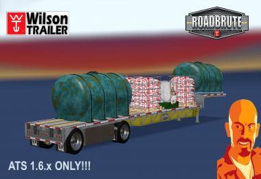 AMERICAN WILSON DROPDECK TRAILER 1.6.x