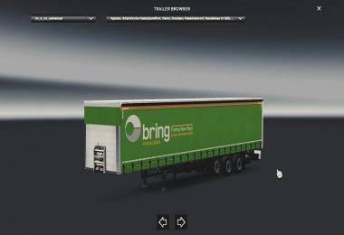 Bring Trailer Skin for Schmitz Cargobull SCS Universal