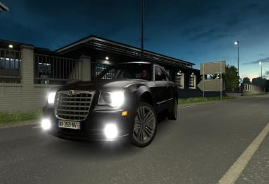 Chrysler 300 2008 1.26-1.27x