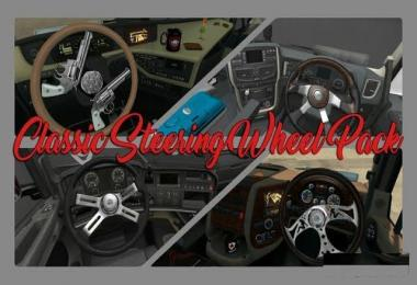 Classic Steering Pack for ETS 2