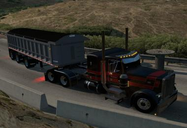 Cobra Tri-Axle Dump Trailer