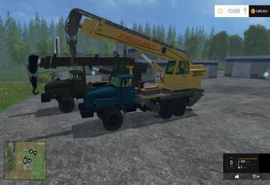 Crane Ural Ivanovec v1.0