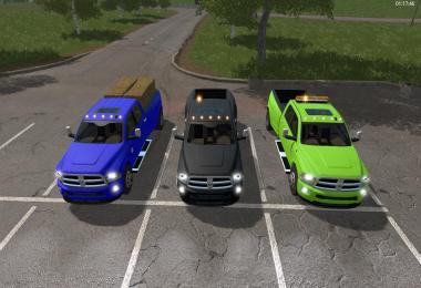 Dodge Ram 3500 Auto v1.2
