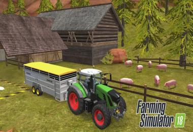 Farming Simulator 18 coming to Vita and 3DS!