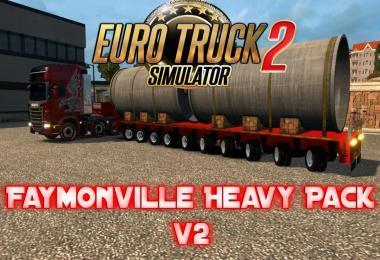 Faymonville Heavy Pack v2 1.27.x