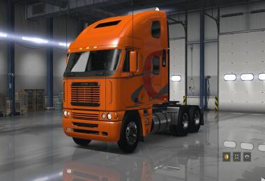 Freightliner Argosy v2.3 ETS2 v1.27.x